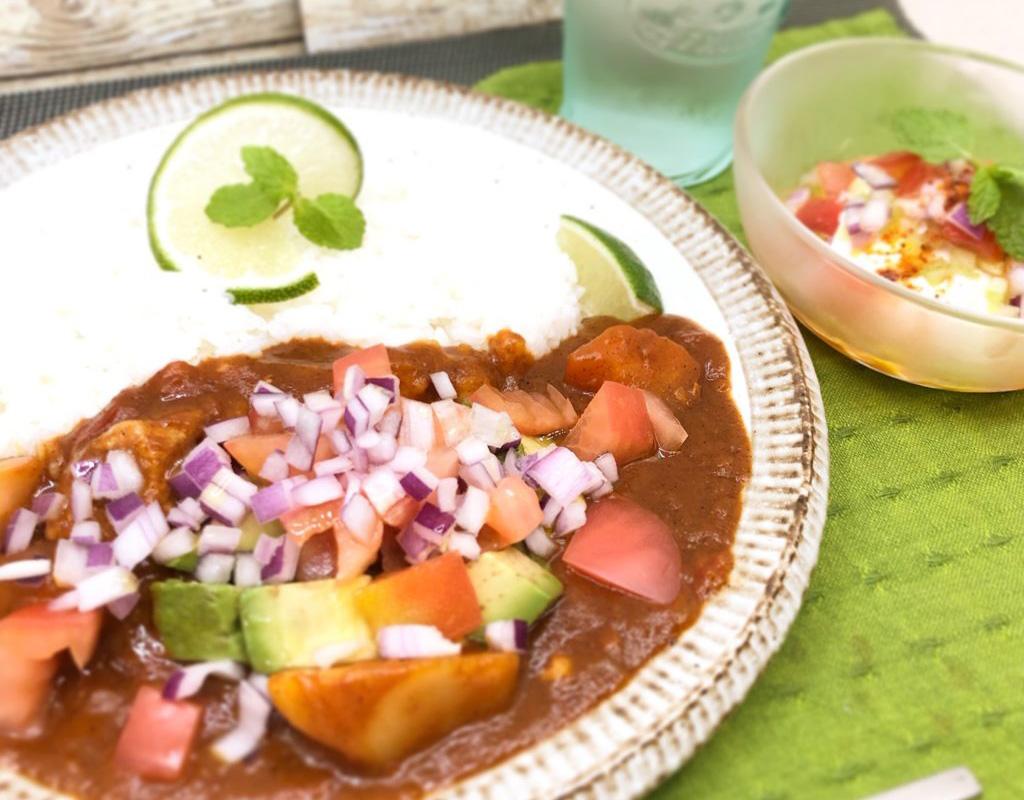 ☆冷めても美味しいメキシカンなカリー☆