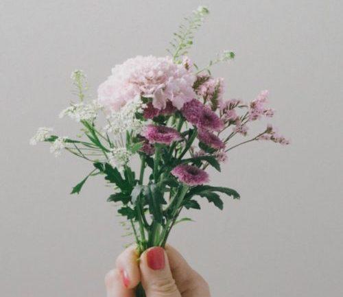 お花の定期便始めました!