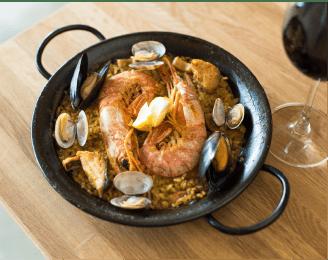 炊飯器パエリア 時短レシピ mitasu