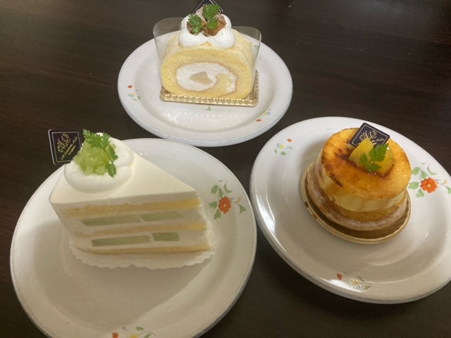 レマンドマキのケーキ